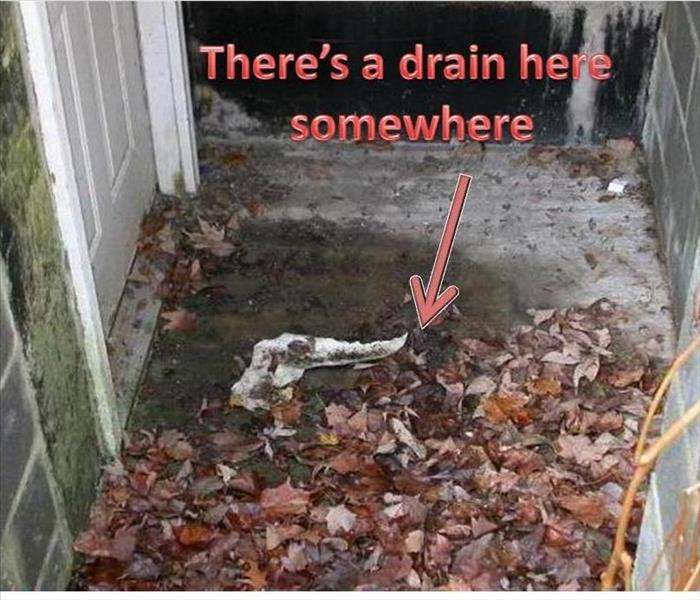 Water Damage It's FALL- Check your drainage system to prevent water damage in Northern Virginia