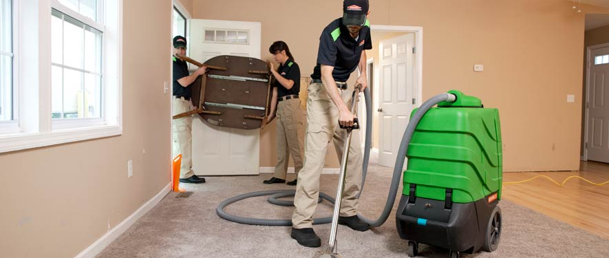 Burke, VA residential restoration cleaning